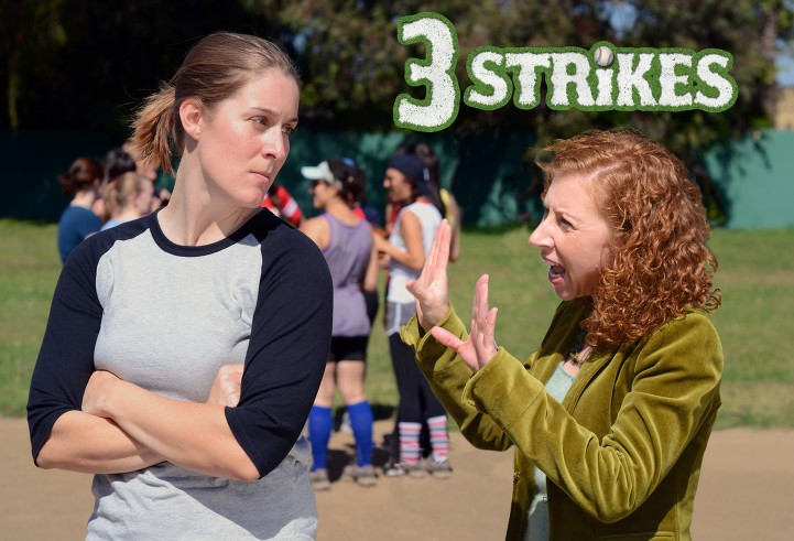 3 Strikes scripted Web comedy