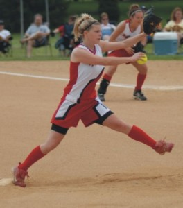 Fastpitch pitching
