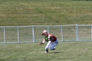 Erin Yazel catch