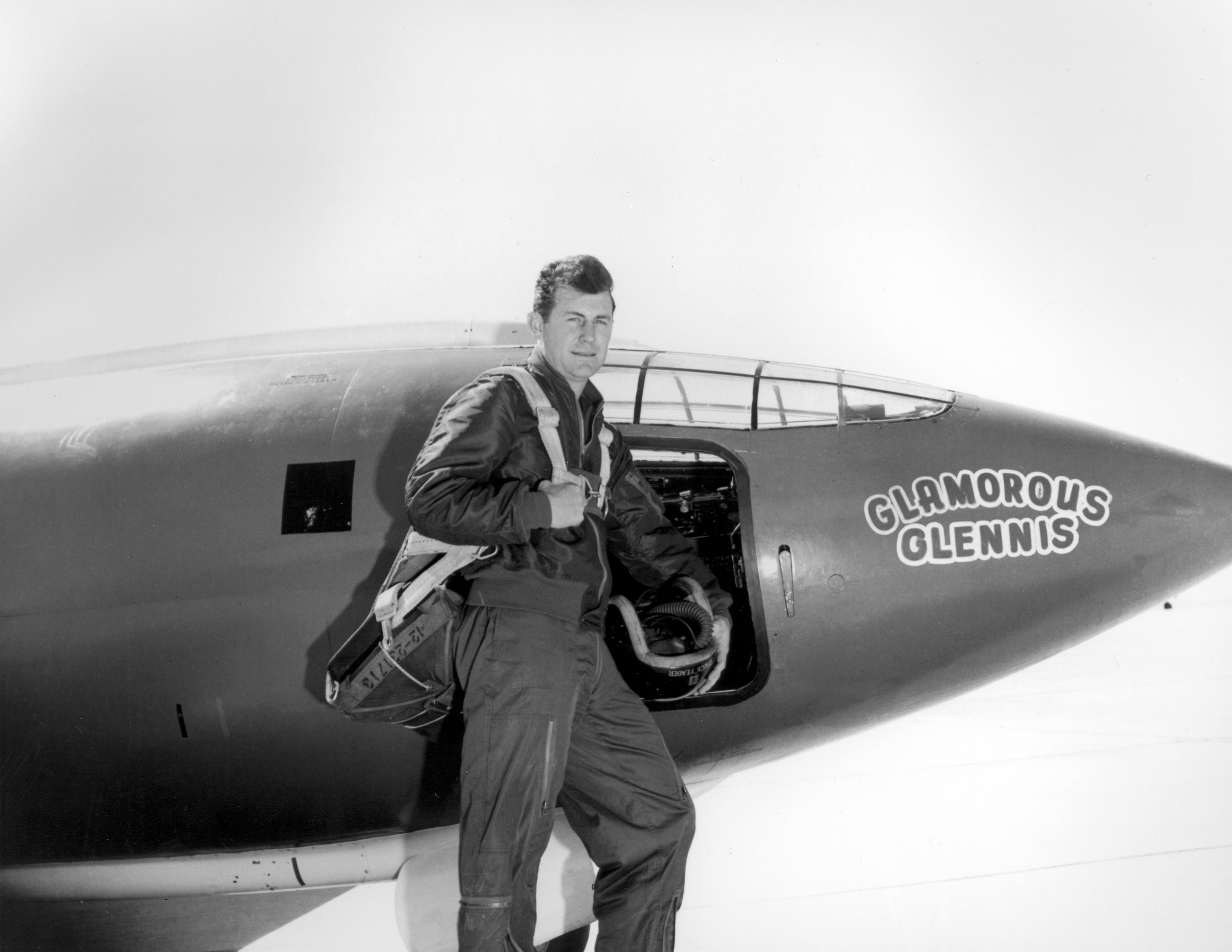 Softball players need to take a cue from Chuck Yeager and chase the demon at the edge of their abilities.