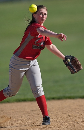 Good throwing is key to success in fastpitch softball