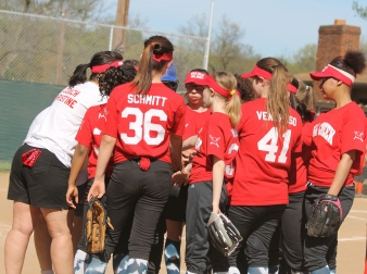 Dealing with parents is an important aspect of youth softball coaching
