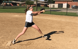 Speed or accuracy in fastpitch pitching? The answer is mechanics.