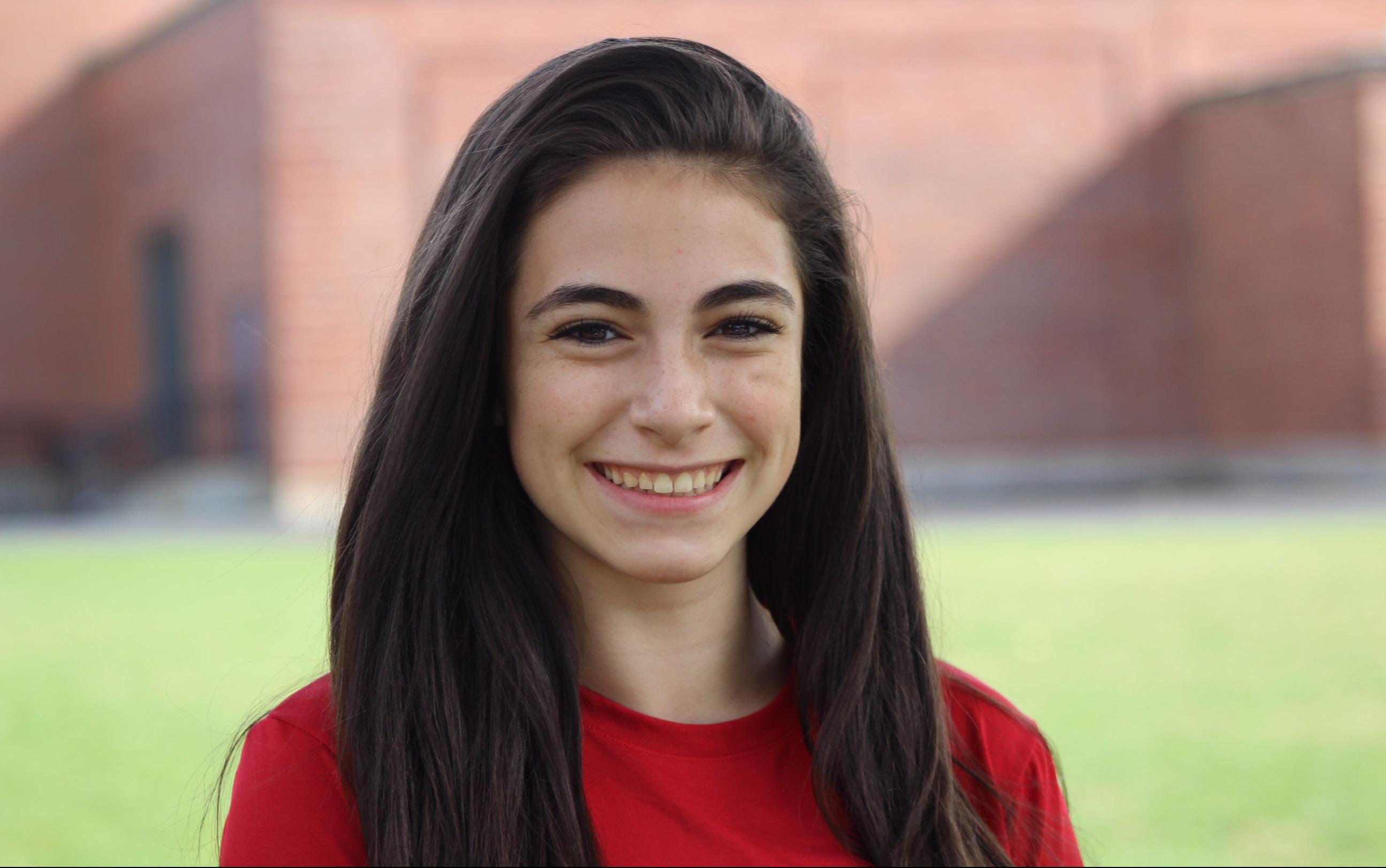 Emma Borrelli, quality fastpitch softball player and all around nice person