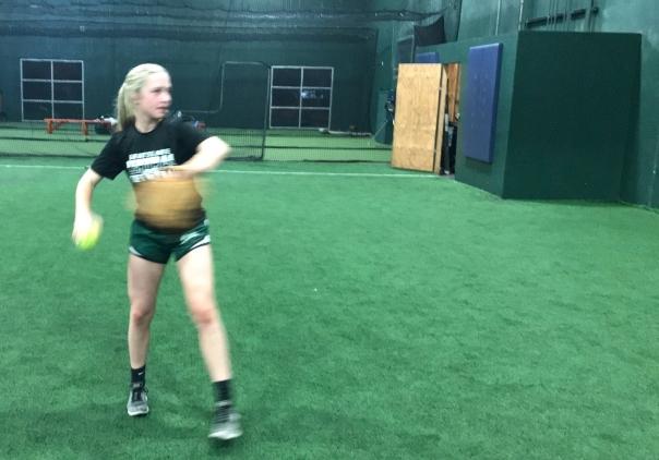 Kennedy throwing